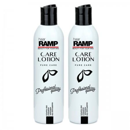HaarRamp Perücken-Pflege - Care Lotion Balsam Set DUO