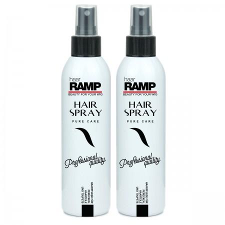 HaarRamp Perücken-Pflege - Hair Spray Set DUO