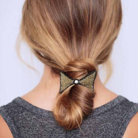 Tassel - Dolorosa Hair Tie Gold - Haargummi