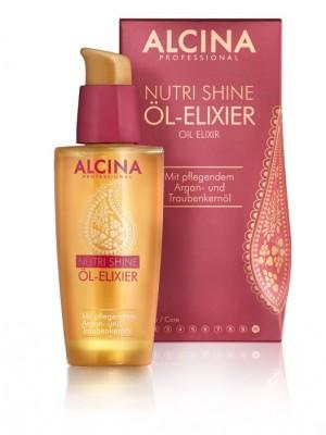 Alcina Nutri Shine Öl-Elixier