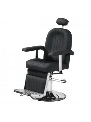 Hairforce Herren-Friseurstuhl Toni mit hydraulisch arretierbarer Pumpe