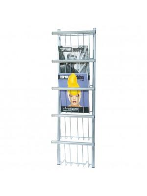 HNC Friseur-Zeitschriftenwandhalter