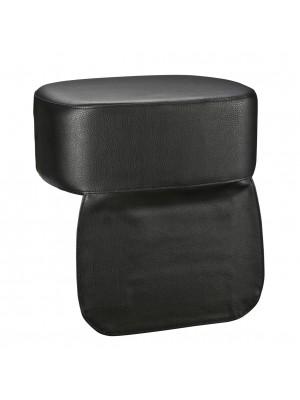 HNC Friseur-Kindersitzkissen in schwarz