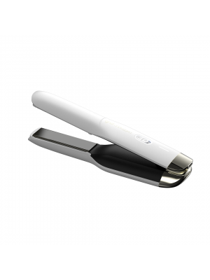 ghd unplugged brush white weiss