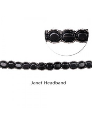 Great Lengths - Tassel - Janet Headband