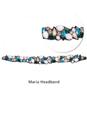 Great Lengths - Tassel - Maria Headband