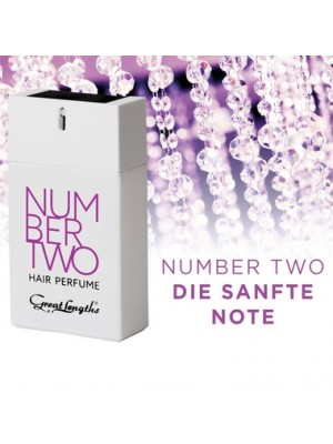 NUMBER TWO Hair Perfume by Great Lengths 50 ml