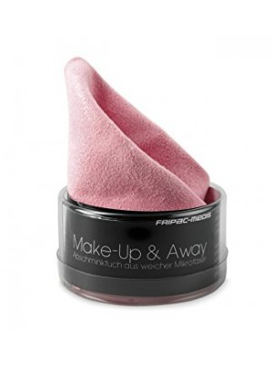 Fripac-Medis Abschminktuch make-up & away rosé