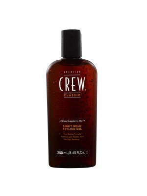 American Crew – Light Hold Styling Gel 250ml