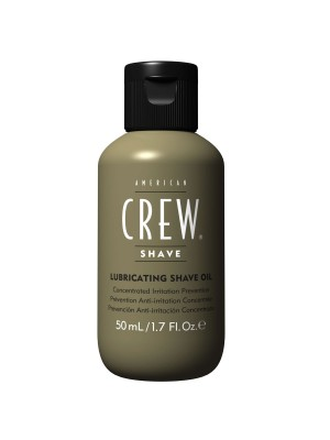 American Crew – Lubricating Shave Oil 50ml