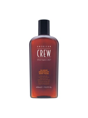 American Crew – 24 – Hour Deodorant Body Wash 450ml