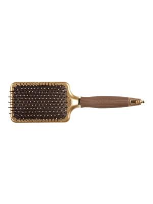 Olivia Garden NanoThermic Paddle-Bürste, 13-reihig