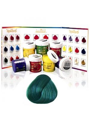 Directions - Farbcreme zum Tönen der Haare in alpine green