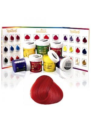 Directions - Farbcreme zum Tönen der Haare in flame