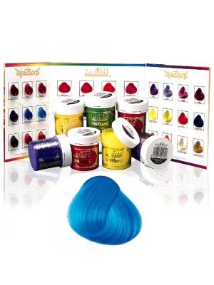 Directions - Farbcreme zum Tönen der Haare in lagoon blue