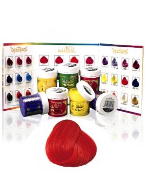 Directions - Farbcreme zum Tönen der Haare in tangarine