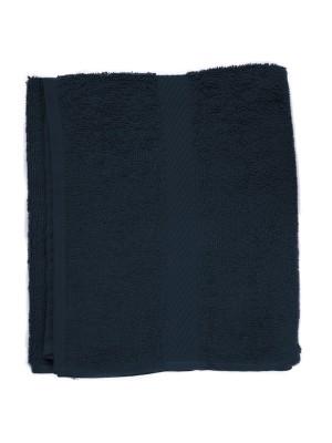 Friseur Frottee-tuch in blau 50x90 cm