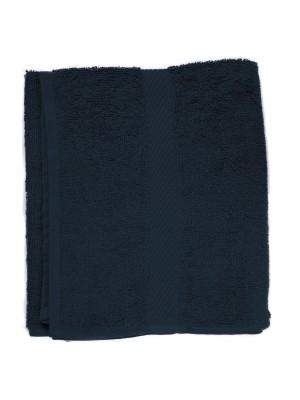 Friseur Frottee-tuch in blau 30x90 cm
