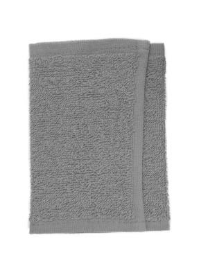 Friseur Gesichtstuch in grau 30x15 cm