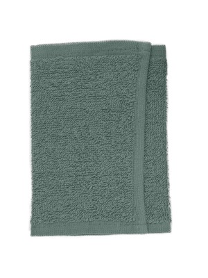 Friseur Gesichtstuch in lindgrün 30x15 cm