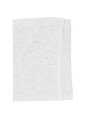 Friseur Gesichtstuch in weiß 30x15 cm