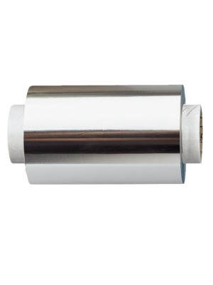 Fripac-Medis Aluminium-Haarfolie in silber – 14my
