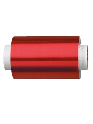 Fripac-Medis Aluminium-Haarfolie in rot – 16my