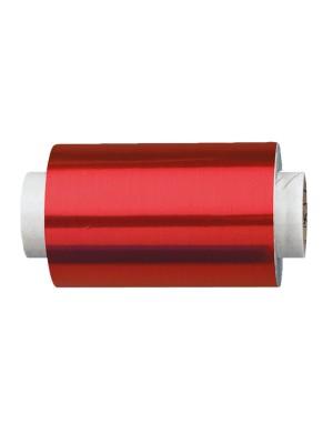 Fripac-Medis Aluminium-Haarfolie in rot – 20my