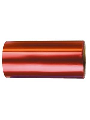 Friseur Aluminium-Haarfolie in rot – 20my