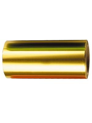 Friseur Aluminium-Haarfolie in gold – 20my