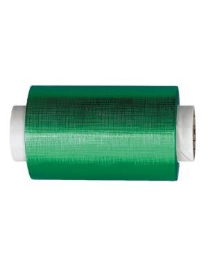 Fripac-Medis Aluminium-Haarfolie geprägt in grün – 15my