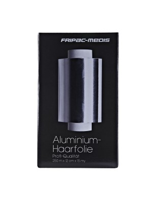 Fripac-Medis Aluminium-Haarfolie – 15my