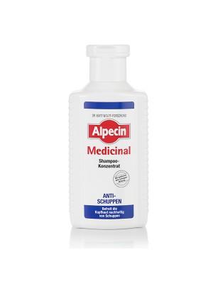 Alpecin Medicinal Shampoo-Konzentrat Anti-Schuppen 200 ml