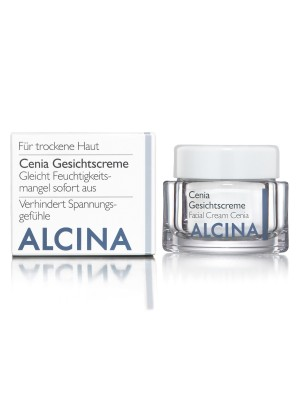 Alcina Cenia Gesichtscreme - 250 ml