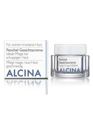 Alcina Fenchel Gesichtscreme - 250 ml
