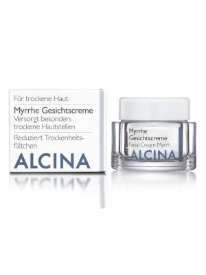 Alcina Myrrhe Gesichtscreme - 250 ml