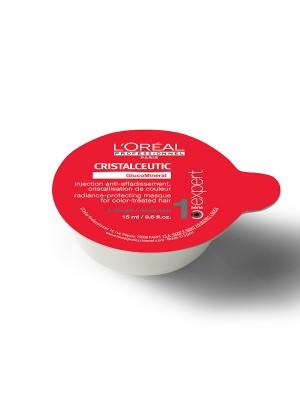 L'Oréal Farbversieglungs-Maske mit Glucomineral - 15 ml x 15