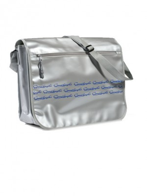 Great Lenghts Bag silber