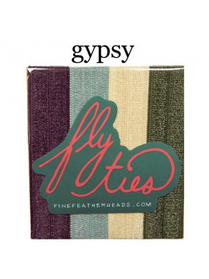 Great Lenghts Fly Ties Haarbänder Gypsy