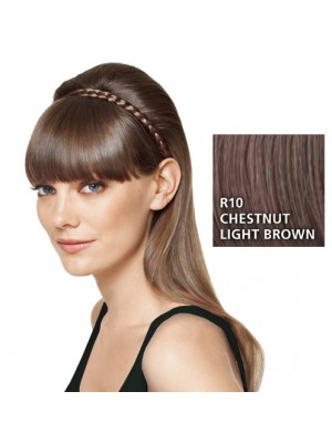 Great Lenghts HAIRDO French Braid Band Chestnut/Light Brown