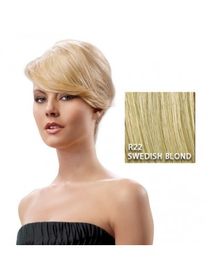 Great Lenghts HAIRDO Swept Away Bang Pony Swedish Blond