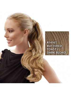 "Great Lenghts HAIRDO 23"" Wrap Around Zopf Buttered Toast/Dark Blond"