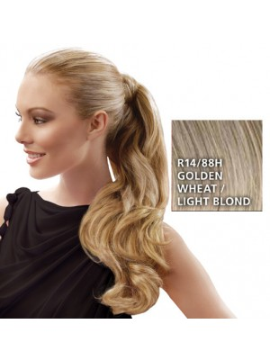 "Great Lenghts HAIRDO 23"" Wrap Around Zopf Golden Wheat/Light Blond"