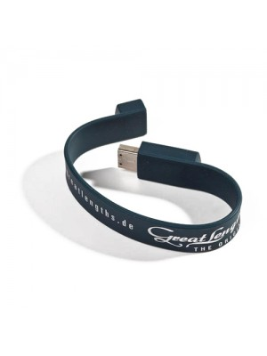 Great Lenghts USB Stick Wristband