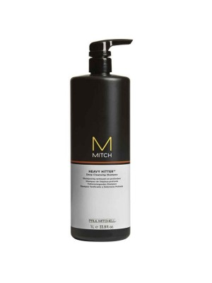 MITCH® HEAVY HITTER® - Deep Cleansing Shampoo  1000ml