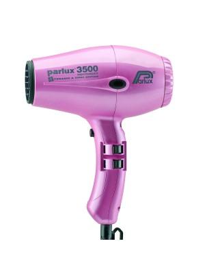 Parlux Friseur-Haartrockner 3500 Supercompact in pink