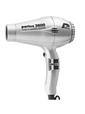 Parlux Friseur-Haartrockner 3800 Ecoin silber