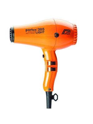 Parlux Friseur-Haartrockner 385 Power Light in orange