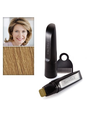 TouchBack Haarfärbestift Hair Marker in aschblond