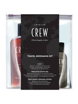 American Crew – Classic Travel Grooming Kit